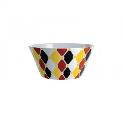 Salad Serving Bowl ø23cm - Circus Multicolour - Alessi