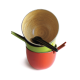 Salad Bowl Ø22cm - Globo Black - Ekobo EKOBO EKB3076