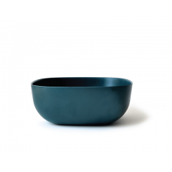 Small Salad Bowl 20Cm - Gusto Blue Abyss - Biobu