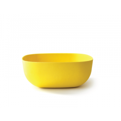 Saladeira Pequena 20Cm - Gusto Amarelo (limão) - Biobu