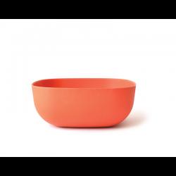 Saladeira Pequena 20Cm - Gusto Laranja - Biobu
