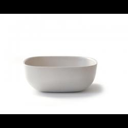 Saladeira Pequena 20Cm - Gusto Cinza Pedra - Biobu