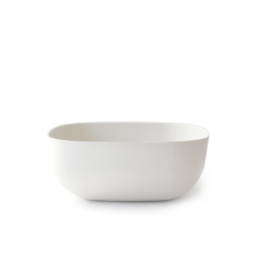 Small Salad Bowl 20Cm - Gusto White - Biobu