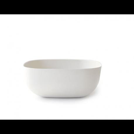 Saladeira Pequena 20Cm - Gusto Branco - Biobu BIOBU EKB34512