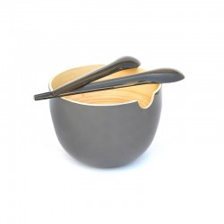 Salad Bowl - Globo Smoke - Ekobo