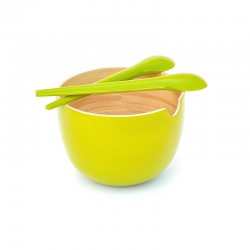 Salad Bowl - Globo Lime - Ekobo
