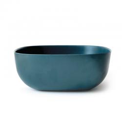 Saladeira Grande 28Cm - Gusto Azul Esverdeado - Biobu
