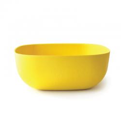 Saladeira Grande 28Cm - Gusto Amarelo (limão) - Biobu