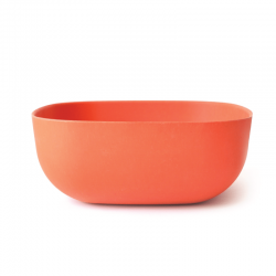 Large Salad Bowl 28Cm - Gusto Persimmon - Biobu