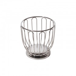 Citrus Basket Ø19Cm Steel - Alessi ALESSI ALES370/19