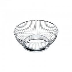 Round Wire Basket Ø15Cm Inox - Alessi ALESSI ALES826/15