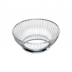 Round Wire Basket Ø20Cm Inox - Alessi ALESSI ALES826/20