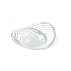 Citrus Basket Ø33Cm - Trinity White - Alessi ALESSI ALESACO03W