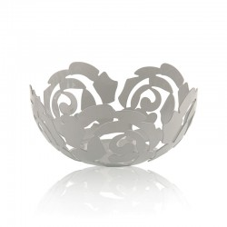 Fruit Bowl Ø21Cm - La Rosa White - Alessi