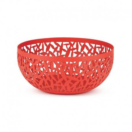 Frutero Perforado Ø21Cm - Cactus! Rojo - Alessi ALESSI ALESMSA04/21R