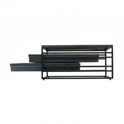 Rectangular Display Rack - Surplace Steel - Asa Selection