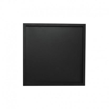 Square Wooden Tray 25Cm - Holztablett Black - Asa Selection ASA SELECTION ASA93401970