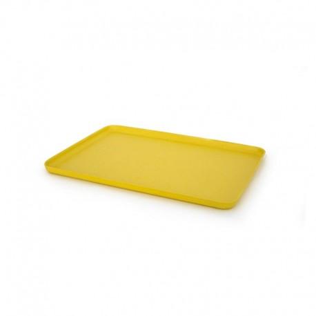 Medium Tray 32Cm - Gusto/Bambino Lemon - Biobu BIOBU EKB35755