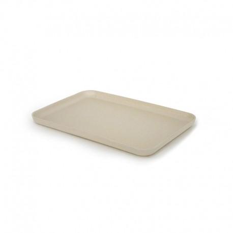 Medium Tray 32Cm - Gusto/Bambino White - Biobu BIOBU EKB35786