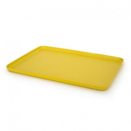 Tabuleiro Grande 45Cm - Gusto Amarelo (limão) - Biobu BIOBU EKB35854