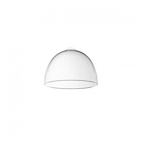 Dome for Cake Stand 27Cm - Bolle Transparent - Italesse ITALESSE ITL5090TR