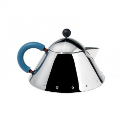 Tea Pot 1lt Light Blue - MG33 - Alessi