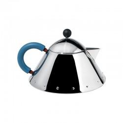 Tea Pot 1lt Light Blue - MG33 - Alessi