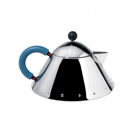 Tea Pot 1lt Light Blue - MG33 - Alessi ALESSI ALESMG33