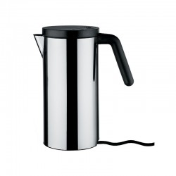Electric Kettle 1,4lt Black - hot.it - Alessi
