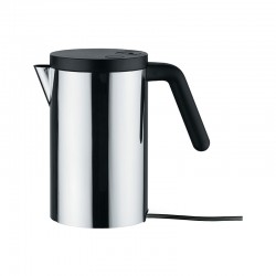 Electric Kettle 800ml Black - hot.it - Alessi