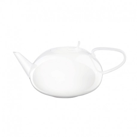 Teapot With Strainer Ø18,6Cm - À Table White - Asa Selection ASA SELECTION ASA2015013