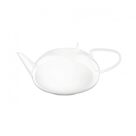 Teapot With Strainer Ø16Cm - À Table White - Asa Selection ASA SELECTION ASA2016013