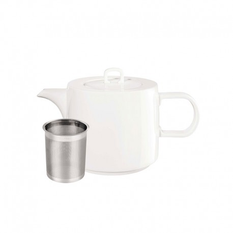 Teapot 1,25Lt - Muga White - Asa Selection ASA SELECTION ASA29370017