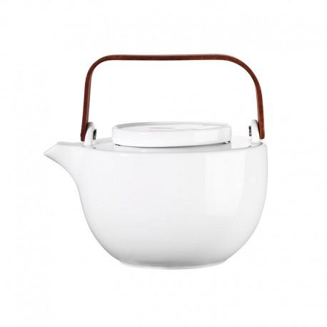 Oval Teapot 2L - Chava White - Asa Selection ASA SELECTION ASA90300017