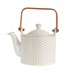 Tea Pot Comb White - Linna - Asa Selection ASA SELECTION ASA90401071