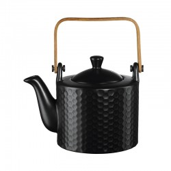 Tea Pot Comb Black - Black Tea - Asa Selection