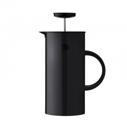 Em Press Tea Maker - 1L Black - Stelton