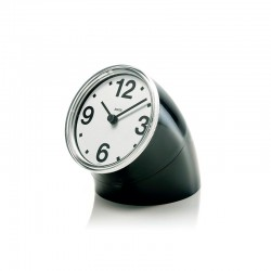 Reloj de Mesa Negro – Cronotime - Alessi ALESSI ALES01B