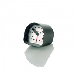 Table Alarm-clock – Optic Black - Alessi ALESSI ALES02B