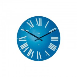 Wall Clock Light Blue – Firenze - Alessi ALESSI ALES12AZ