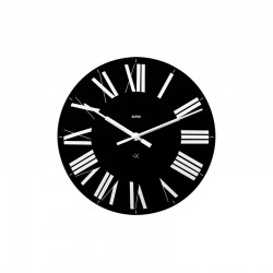 Relógio de Parede Preto – Firenze - Alessi ALESSI ALES12B