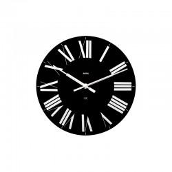 Wall Clock Black – Firenze - Alessi ALESSI ALES12B