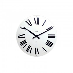 Wall Clock White – Firenze - Alessi