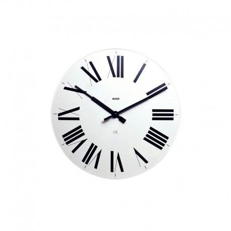 Wall Clock White – Firenze - Alessi ALESSI ALES12W