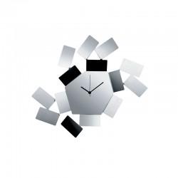 Wall Clock Steel - La Stanza dello Scirocco - Alessi ALESSI ALESMT19