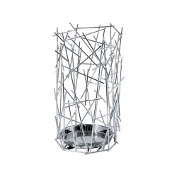 Umbrella Stand - Blow up Silver - Alessi ALESSI ALESFC07