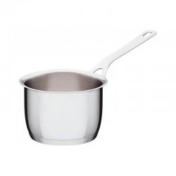 Saucepan Ø14cm - Pots&Pans Steel - A Di Alessi A DI ALESSI AALEAJM105/14