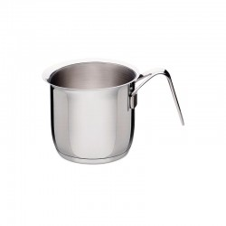 Fervedor de Leite - Pots&Pans Inox - A Di Alessi A DI ALESSI AALEAJM302