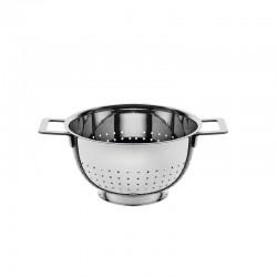 Colander Ø22cm – Pots&Pans Steel - A Di Alessi