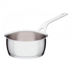 Saucepan Ø16cm - Pots&Pans Steel - A Di Alessi